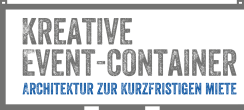 Eventcontainer mieten